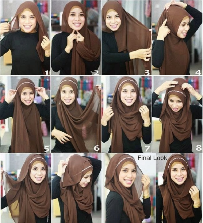 Best Hijab Styles Amp Designs For Different Face Shapes