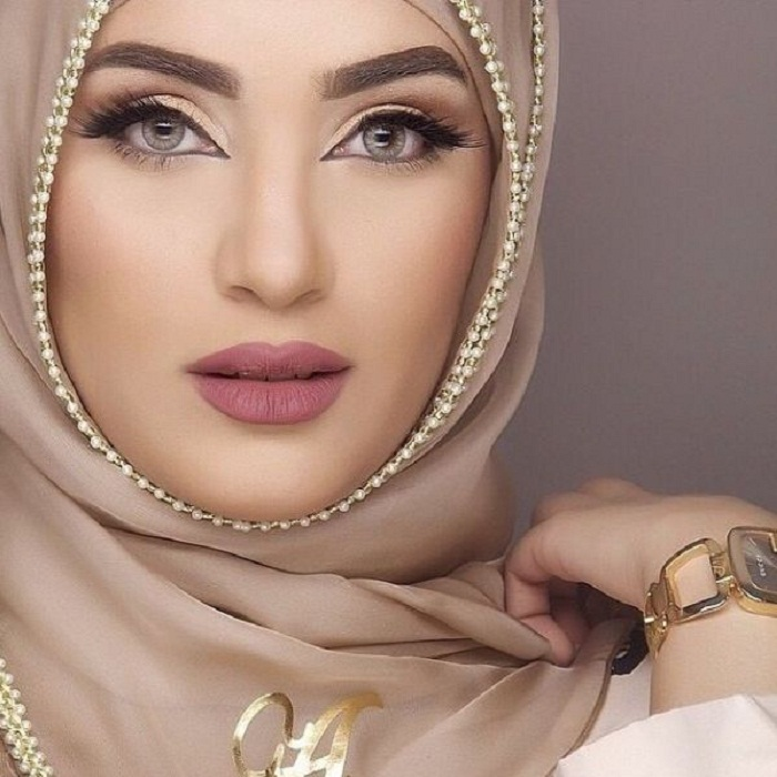 Best Hijab Styles & Designs for Different Face Shapes   BestStylo.com