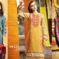 Khaadi Cambric Autumn Winter Collection 2015-2016 New Arrivals