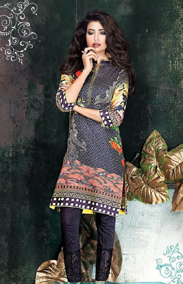 Grey Festive Ethnic outfitters