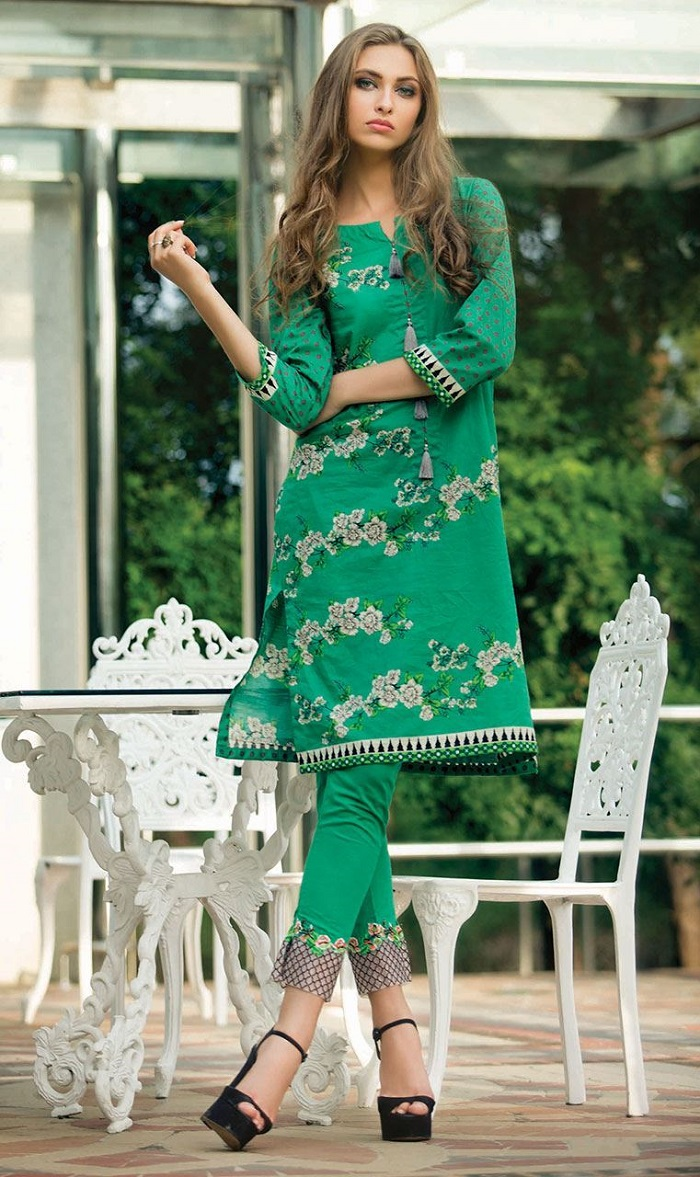 Green Orient 3-piece Winter Collection