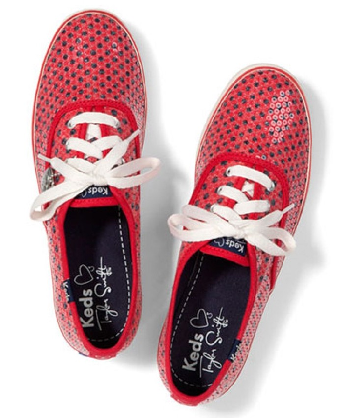 christmas gifts for teenage girls 13 sequins sneakers