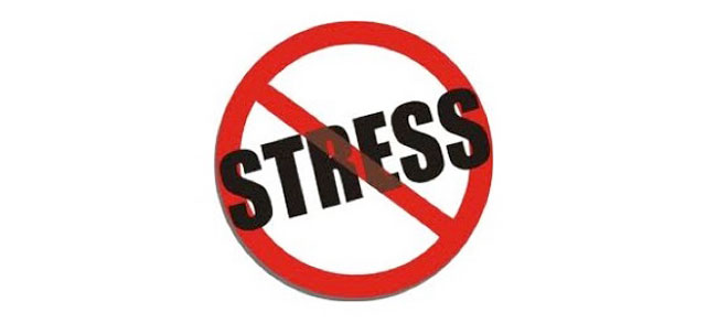Say no to stress