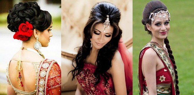 Hairstyles 2017 India : ... indian weddings in this article we will show you some best indian