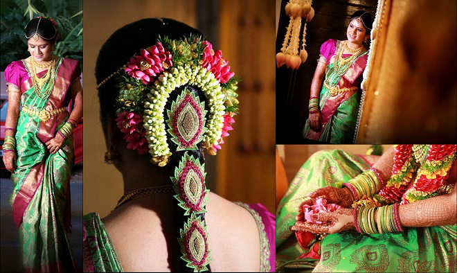 Best indian wedding hairstyles for brides 2016 2017 beststylo com