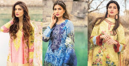 Sapphire Lawn 2016 Unstitched Collection With Prices