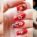 Latest Collection Of Nail Art Designs For Eid 2016