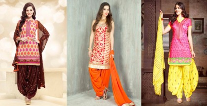Latest Indian Party Wear Shalwar Kameez Collection 2016-2017