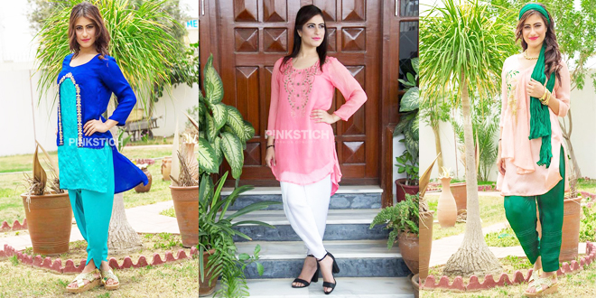 PinkStich Latest Eid Festival Collection For Women