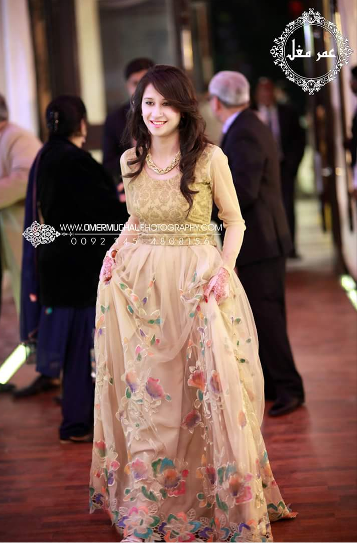 Long Net Maxi for Pakistani Weddings and Parties