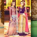 Latest Pakistani Dresses and Frocks for Wedding Parties