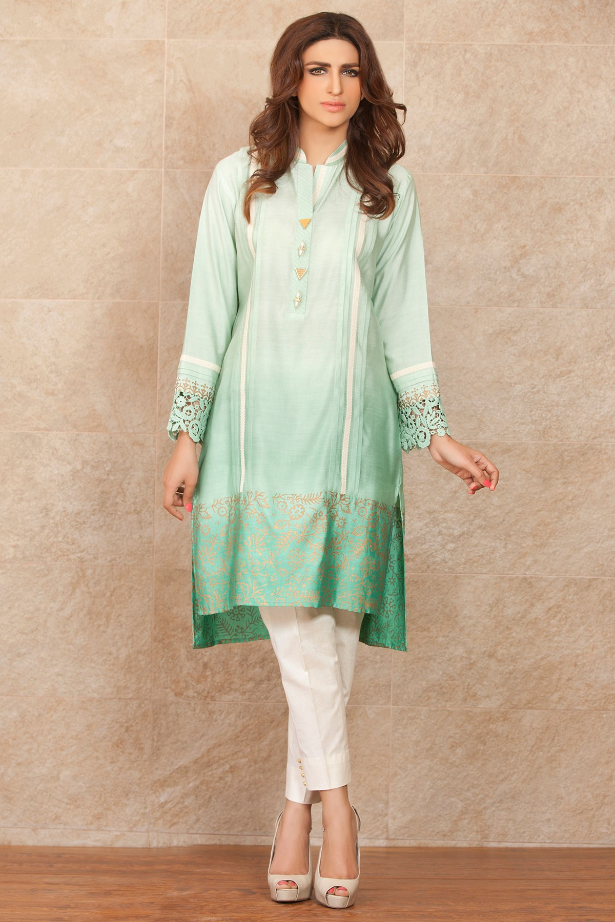 Sana Abbas Latest Eid Collection for Girls