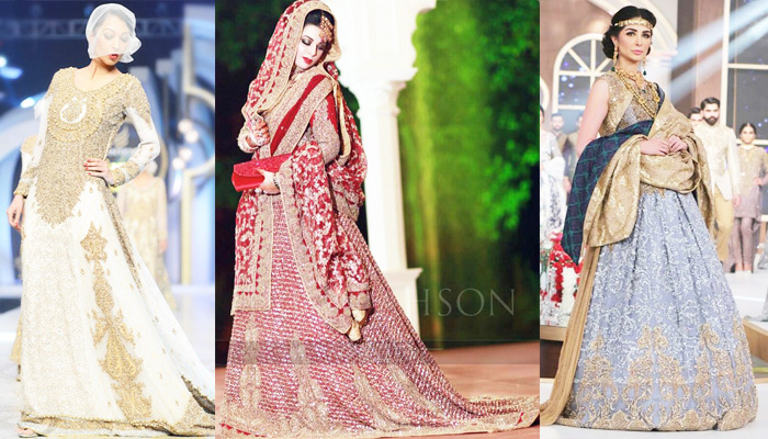 HSY New Bridal Collection 2017 Wedding Lehenga and Maxi Dresses