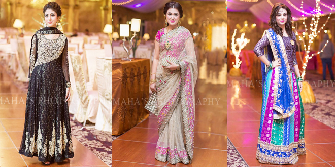 Latest Designs Of Pakistani Dresses For Eid 2017