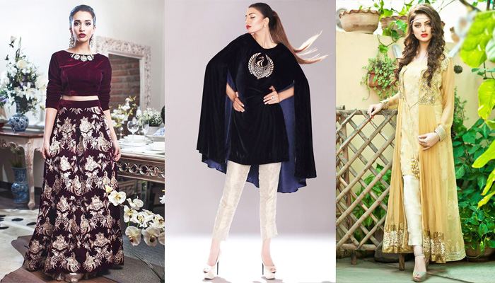 latest-pakistani-party-wear-winter-dresses-collection