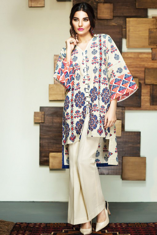 Latest stitching styles of pakistani dresses for girls for New design pic