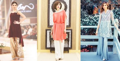 latest-pakistani-dresses-with-bell-bottom-trousers-pants