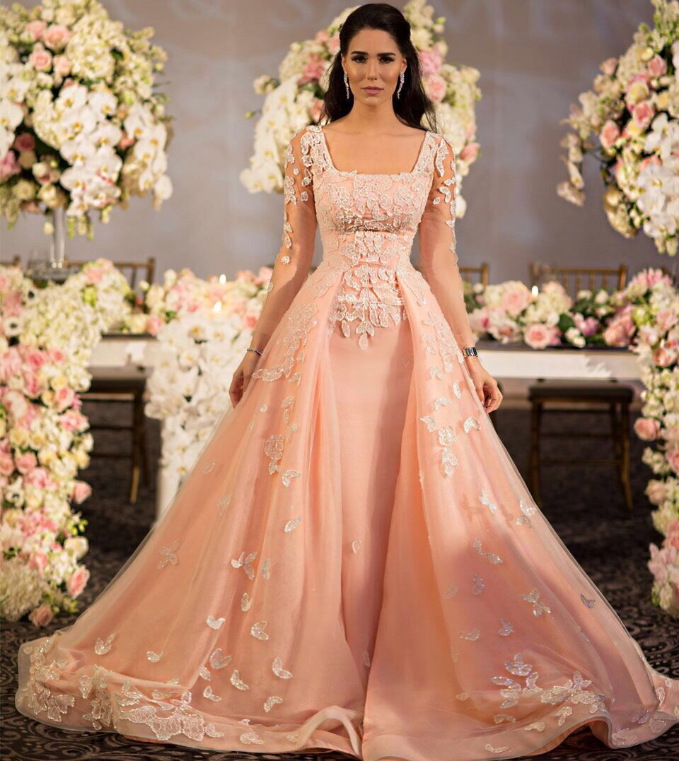 New Engagement Dresses Designs For Brides 2015-2016
