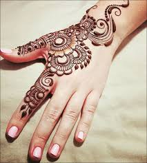 Arabic Mehndi- Hands
