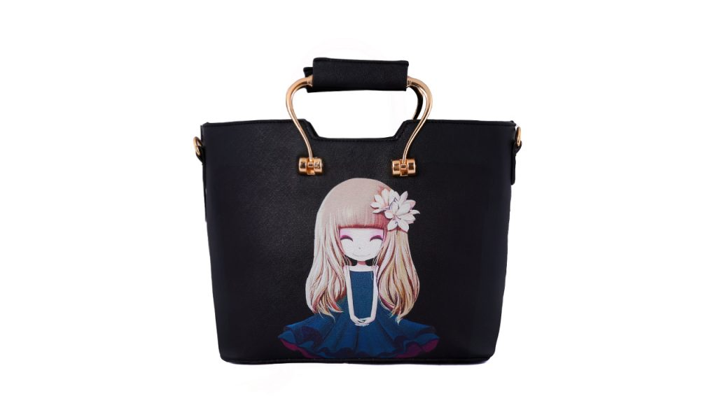 Doll Painted Bag Eid Collection
