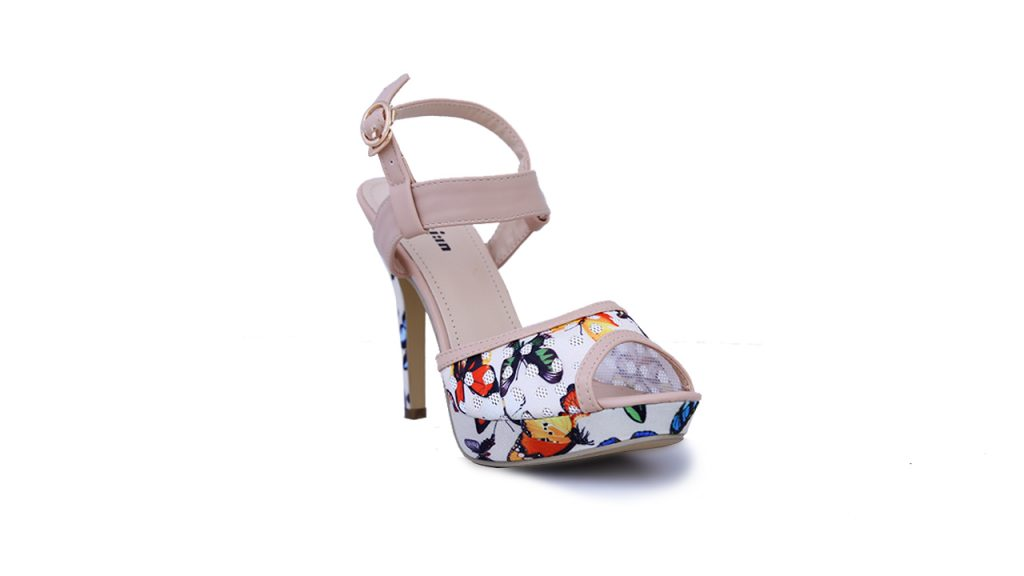 Butterfly Peep toes Eid Collection by Borjan