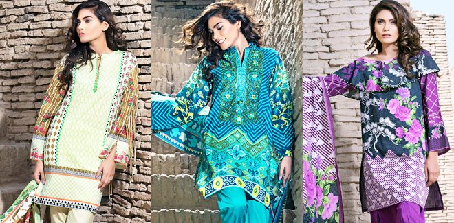 Gul Ahmed Eid-ul-Azha Festive Collection 2017 With Price