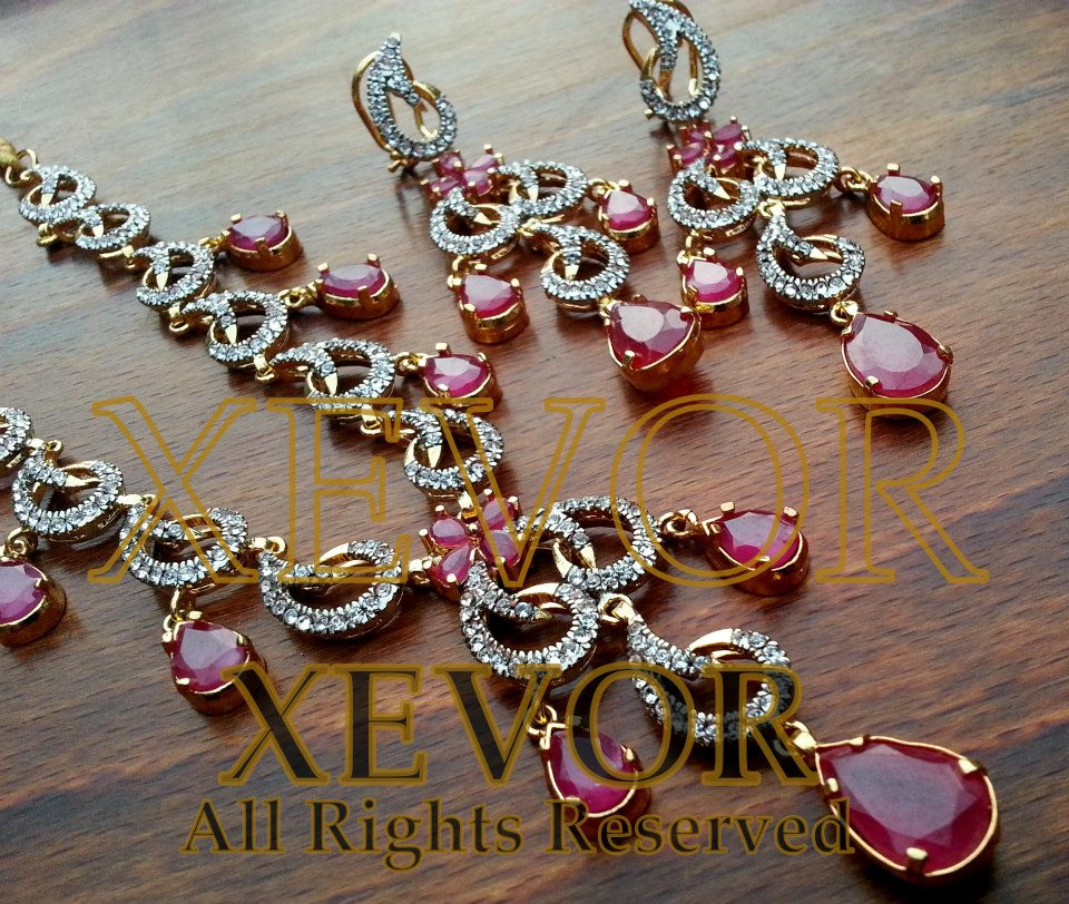 Xevor Latest Jewellery Collection for Women 2013-14 | BestStylo.com