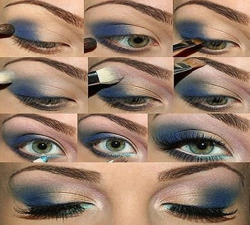 Steps & Tips of Eye makeup