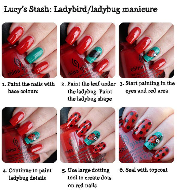 nail art tutorial 4