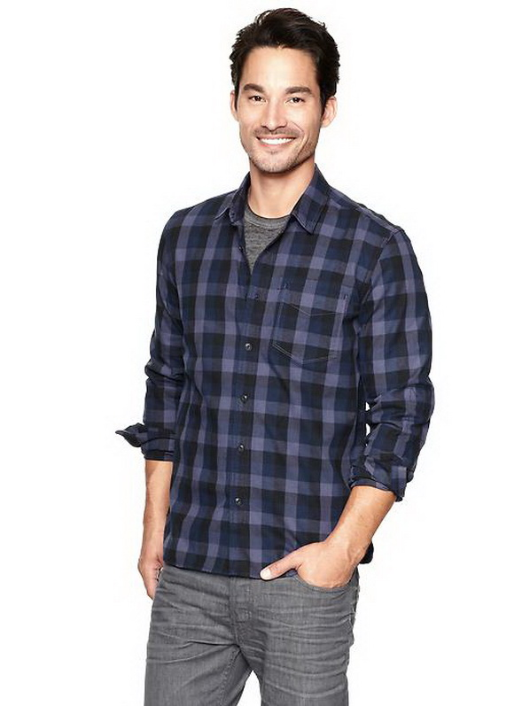 Gap Spring-Summer Casual Shirts For Men 2014 | BestStylo.com