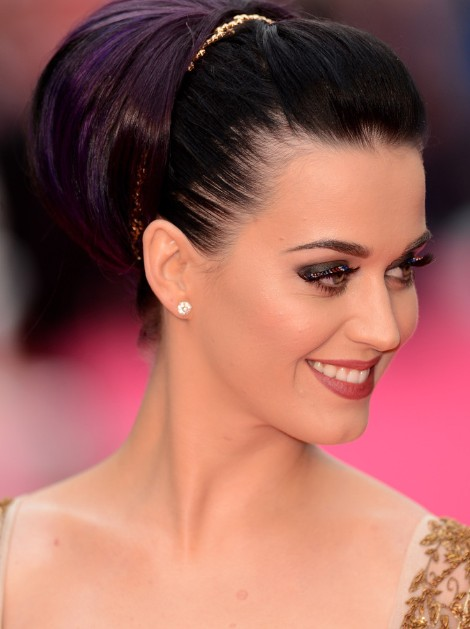 Katy Perry S Gorgeous Haircut Katy Perry S New Look 2014