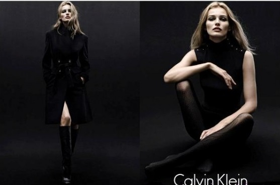 Latest Collection of Calvin Klein Winter Trench Coats Trends For Women