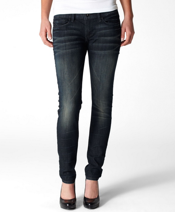 Latest Levi S Skinny Jeans Collection For Women 2014