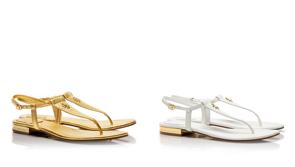 Tory Burch Best Spring-Summer Sandals Collection