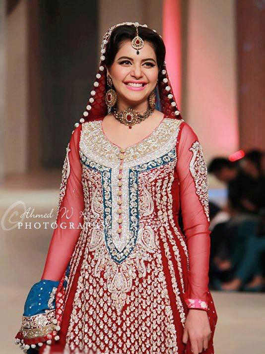 Pantene Bridal Couture Week Style 360 2013