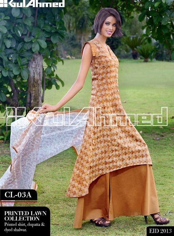 Gul-Ahmed-Printed-Lawn-Eid-Collection-2013-1