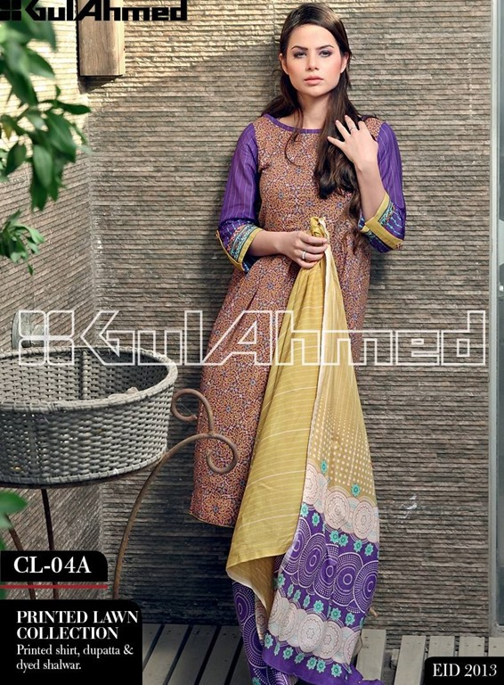 Gul-Ahmed-Printed-Lawn-Eid-Collection-2013-5