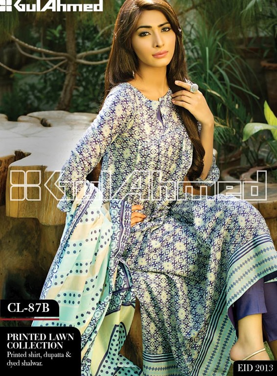 Gul-Ahmed-Printed-Lawn-Eid-Collection-2013-8