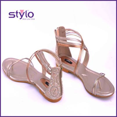 ef5d6345537b08 Stylo Shoes Latest EID Collection for Women 2019 | BestStylo.com