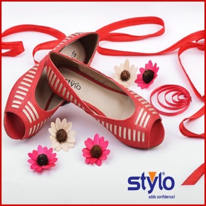 Ladies Wear Eid Footwear Collection By Stylo Shoes