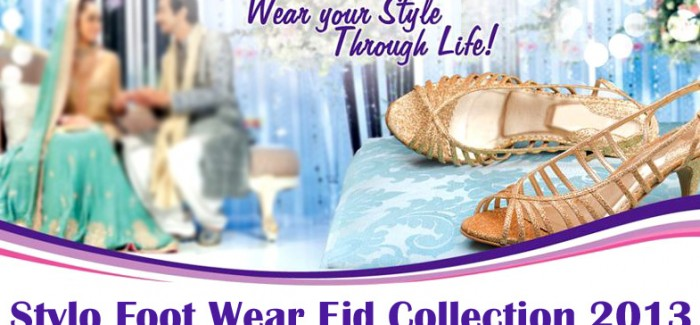 Stylo Shoes Latest Eid Collection for Women 2018