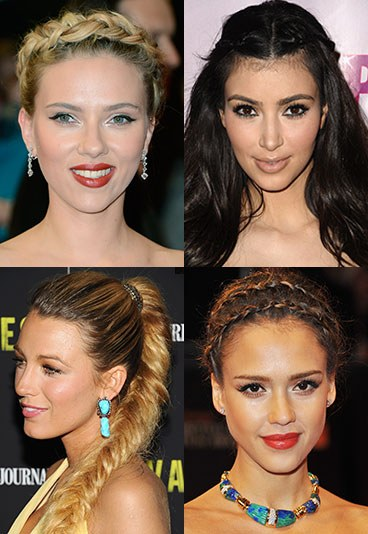 celebrities-with-braided-hairstyles