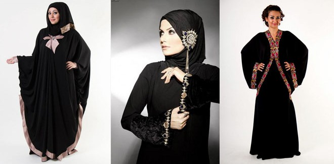 New Stylish Abaya Designs For Girls 2019