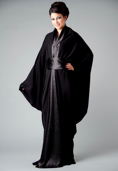 saudi arabia latest abaya fashion