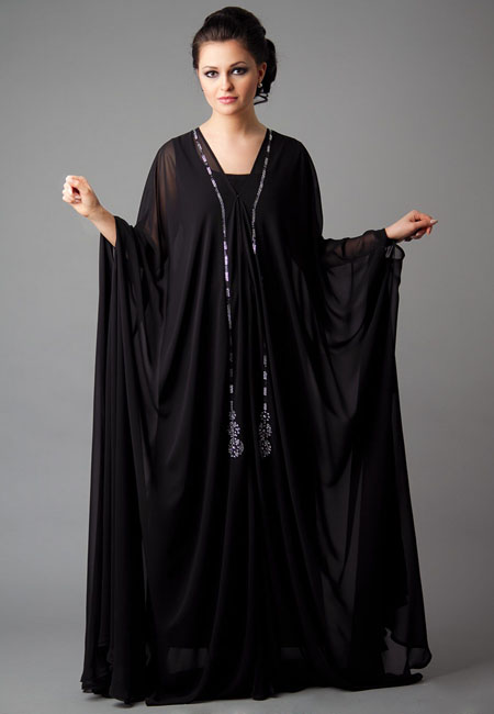 saudi arabia fashionable abaya design