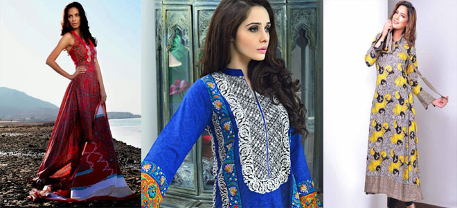 77b8d11fd Best Summer Dresses For Pakistani Girls 2018