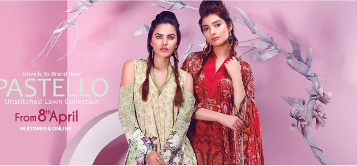Warda Designer Spring Summer Lawn Collection 2019