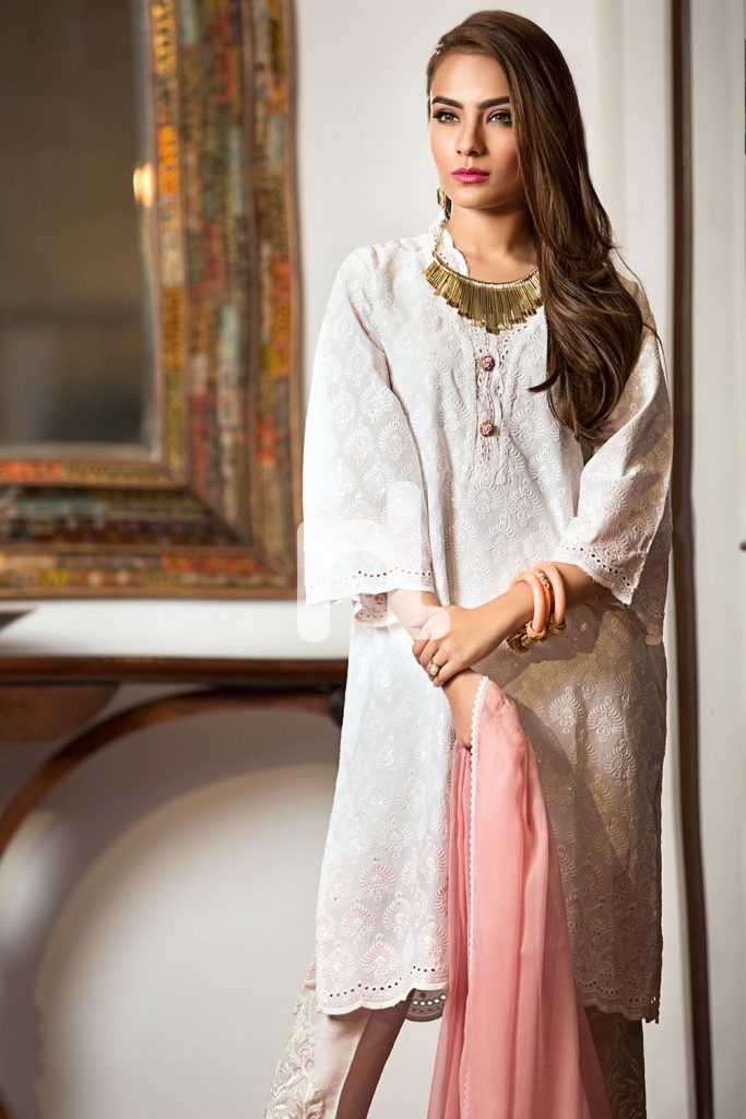Chickankari Nishat Linen Luxury Formal 2017