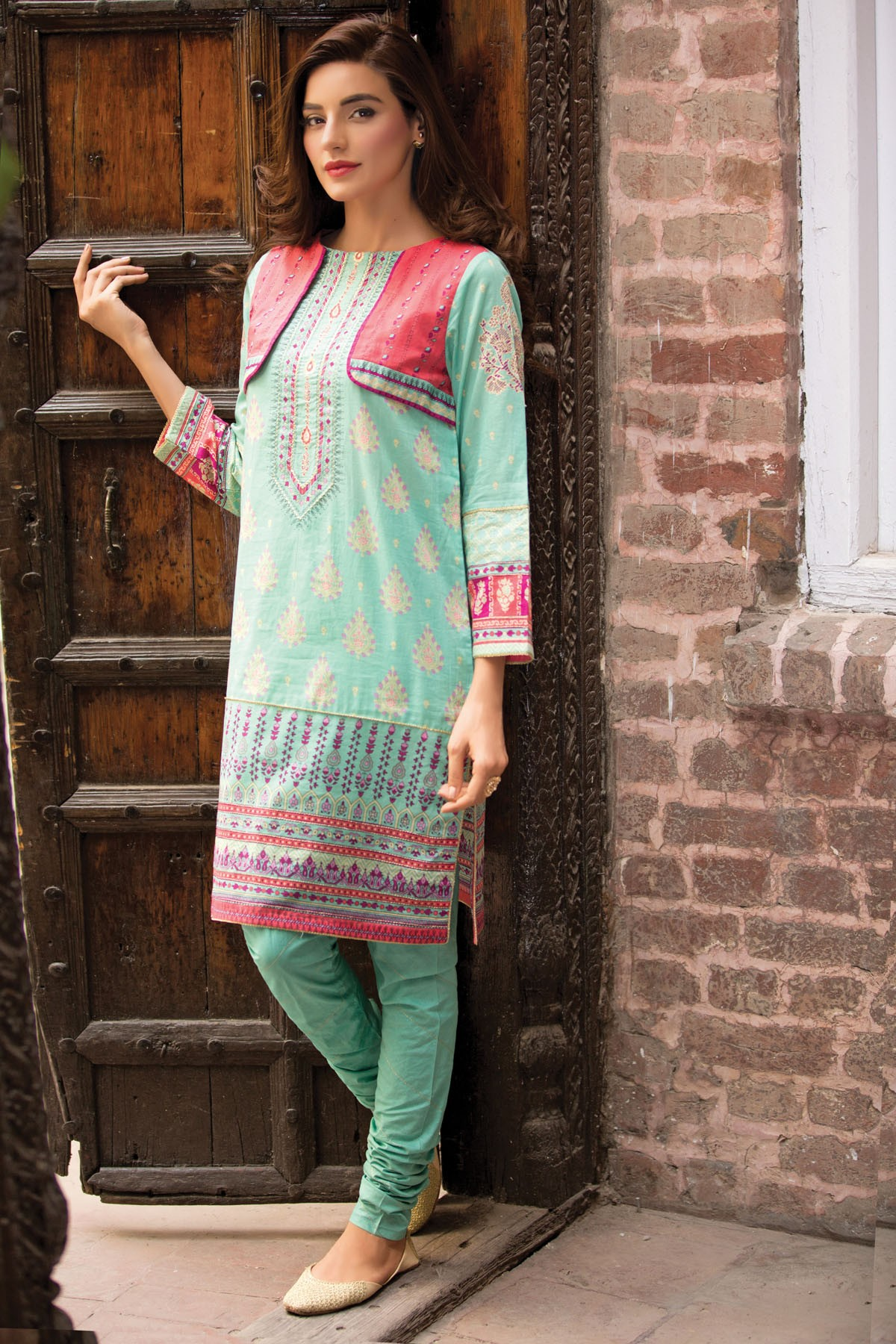 1446a210a Kayseria New Pure Spirit Eid Collection 2017 Catalogue