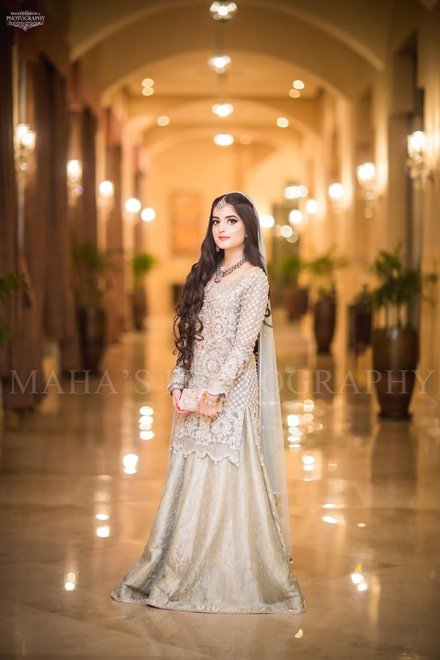 Latest Pakistani Designer Bridal Wedding Dresses 2018 BestStylocom
